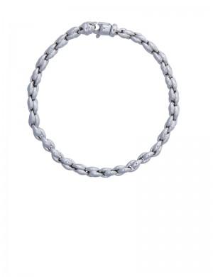 23.4 gram 18K Italian Gold Bracelet