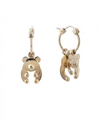 13 90 Gram 18k Italian Gold Earrings