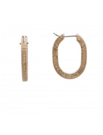 7 09 Gram 18k Italian Gold Earrings