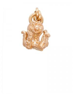 4.60 gram 18K Italian Gold Pendant