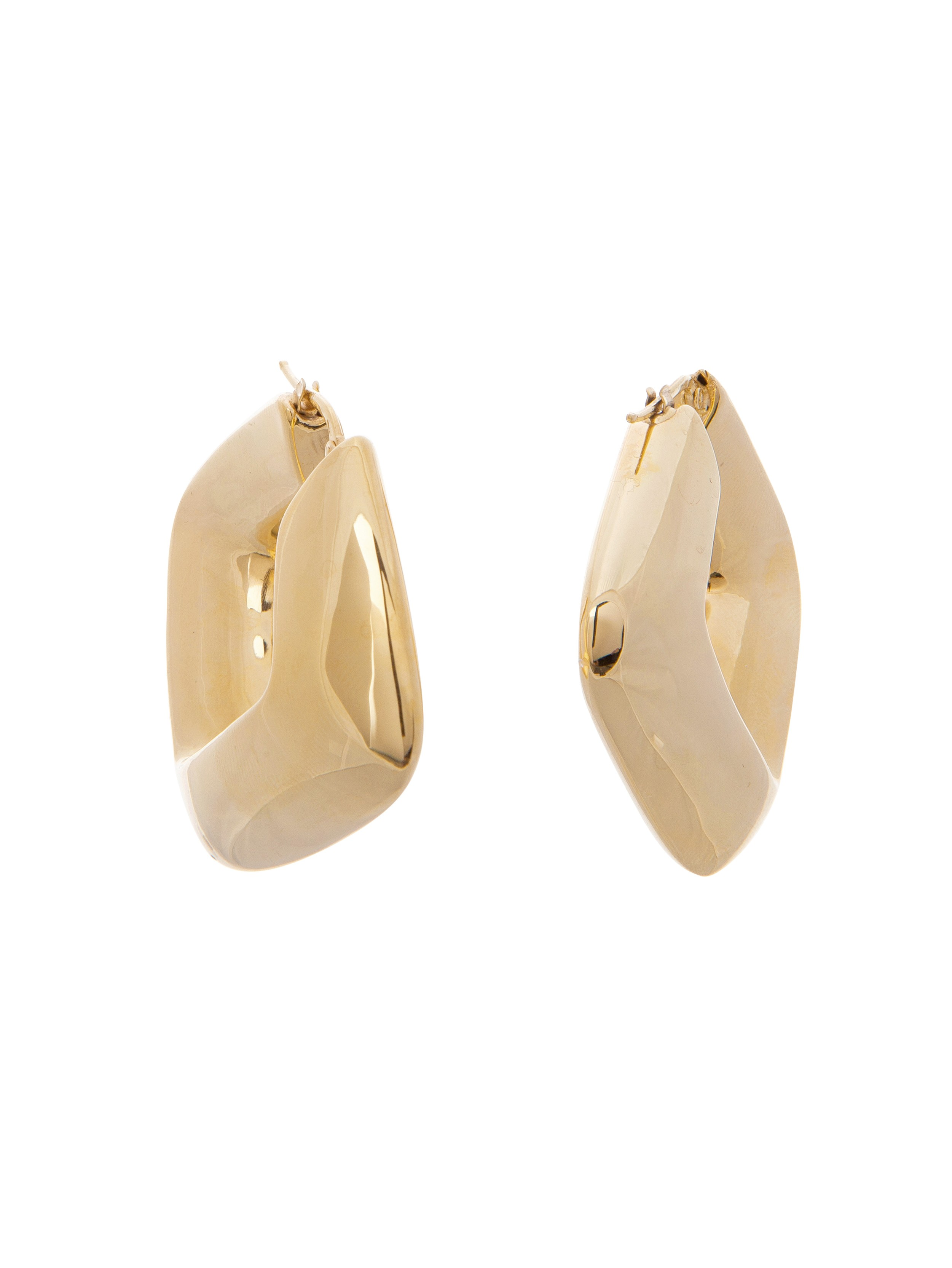 dangle qvc gold marquise product italian lame earrings imperial com page