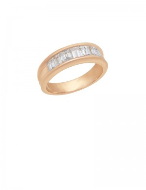 1.88ct Diamond 18K Gold Ring