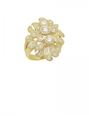 2.27ct Diamond 18K Gold Ring