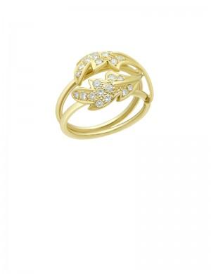 0.50ct Diamond 18K Gold RIng