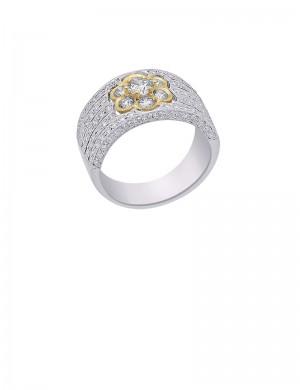 1.20ct Diamond 18K Gold Ring