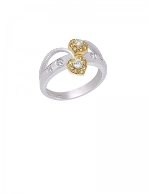 0.51ct Diamond 18K Gold Ring