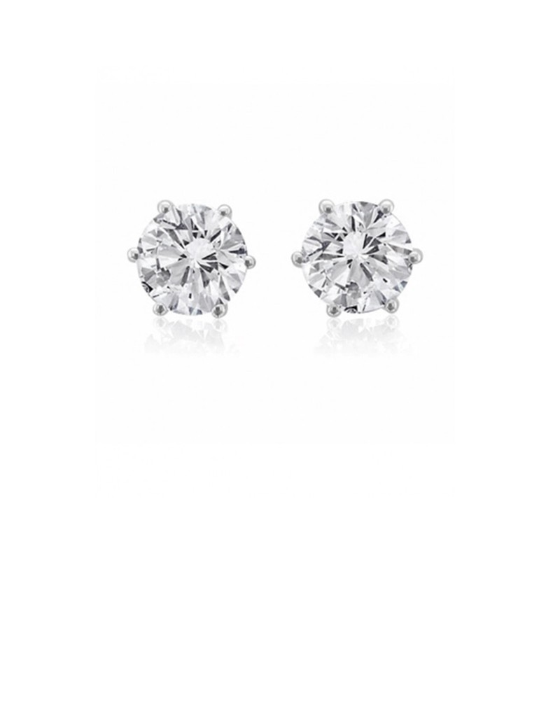 stud by white studs diamond in earrings champagne product yellow william gold and