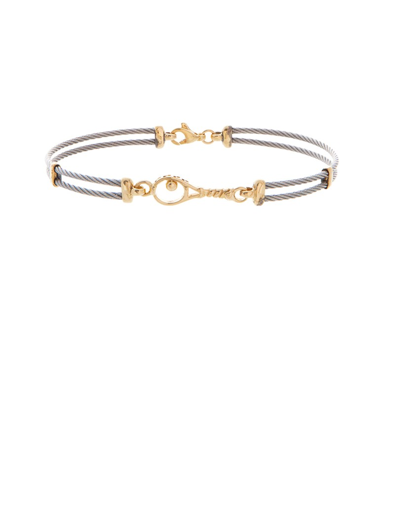 bangle omega yellow image constellation in bracelet en us gold