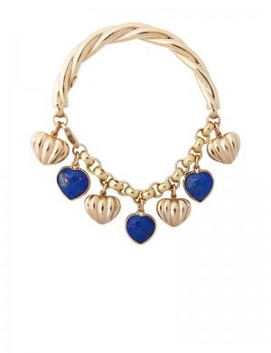 35.5gram 18K Italian Gold Bracelet