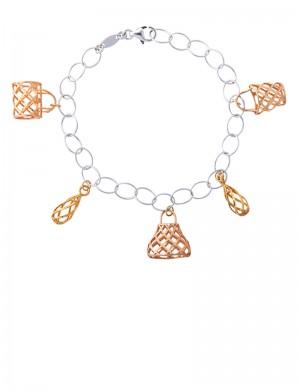 7.03gram 18K Italian Gold Bracelet