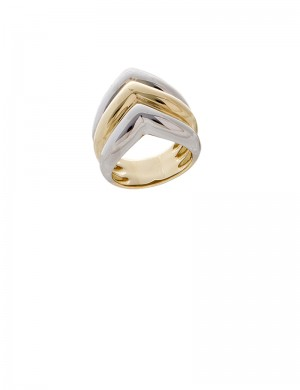 12.28gram 18K Italian Gold Ring
