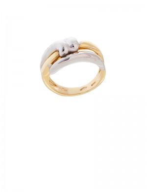 8.21gram 18K Italian Gold Ring