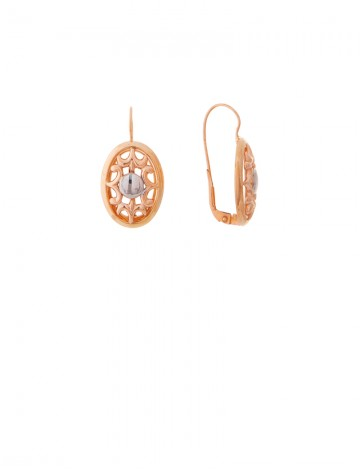 5 20gram 18k Italian Gold Earrings