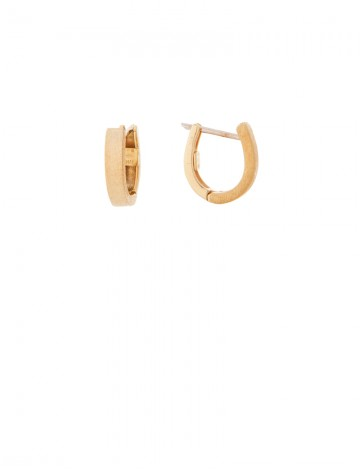 3 68gram 18k Italian Gold Earrings