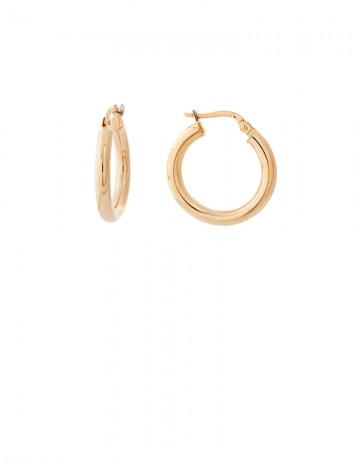 3 60gram 18k Italian Gold Earrings