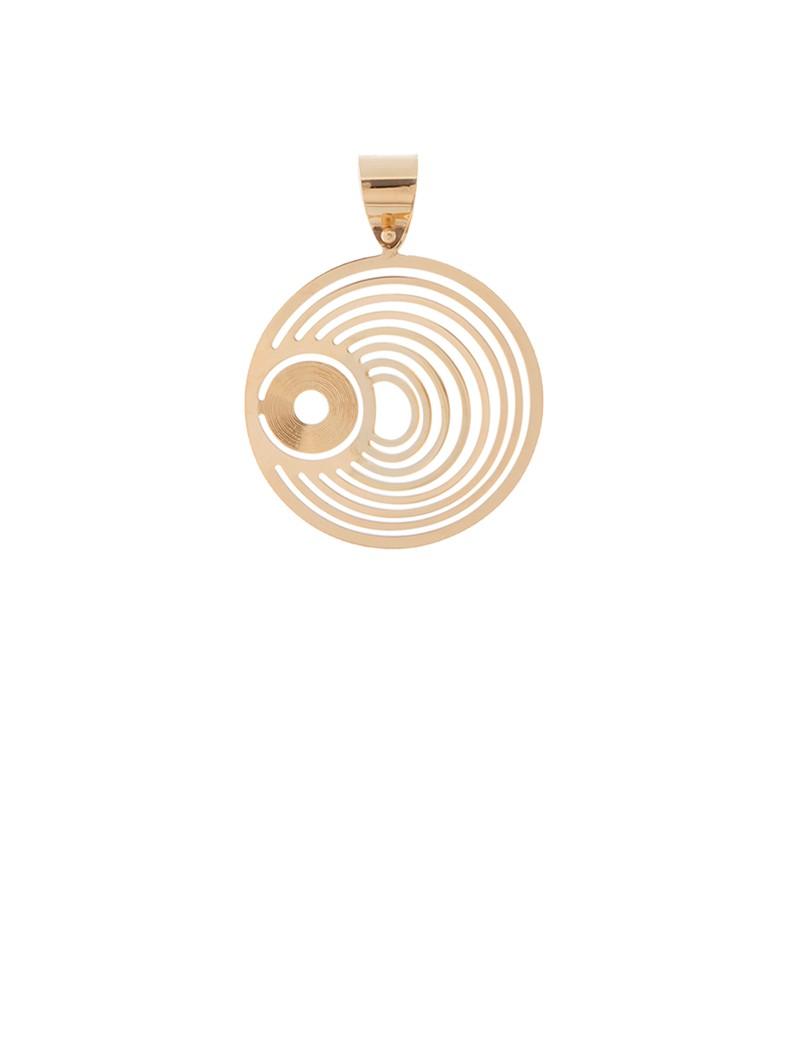 436 gram 18k italian gold pendant online jewellery gemstone 436 gram 18k italian gold pendant aloadofball Image collections