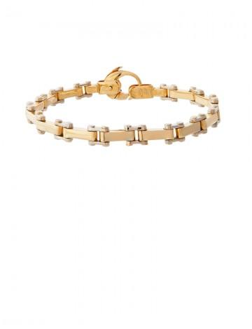 23.55gm 18K Italian Gold Bracelet