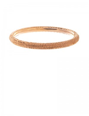 17.22gm 18K Italian Gold Bangle