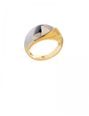 9.36gm 18K Italian Gold Ring