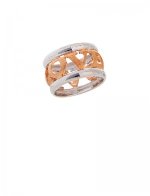 8.50gm 18K Italian Gold Ring