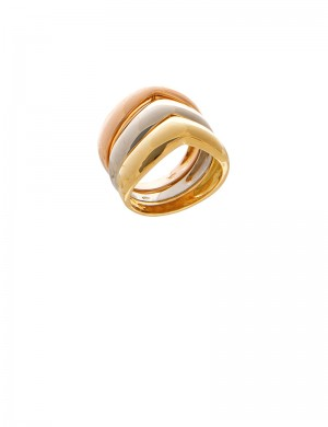 12.20gm 18K Italian Gold Ring