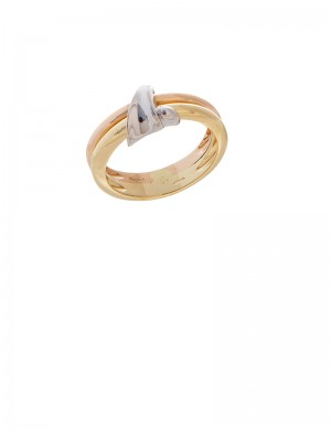 6.97gm 18K Italian Gold Ring