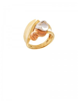 9.26gm 18K Italian Gold Ring