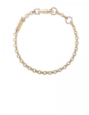 12.30gm 18K Italian Gold Bracelet