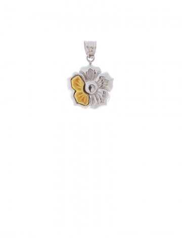 4.08gm 18K Italian Gold Pendant