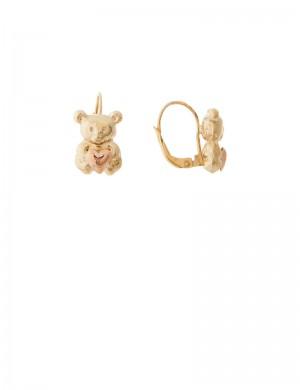 4.30gm 18K Italian Gold Earrings