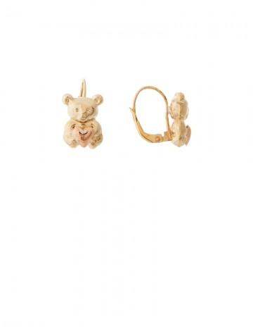 4 30gm 18k Italian Gold Earrings