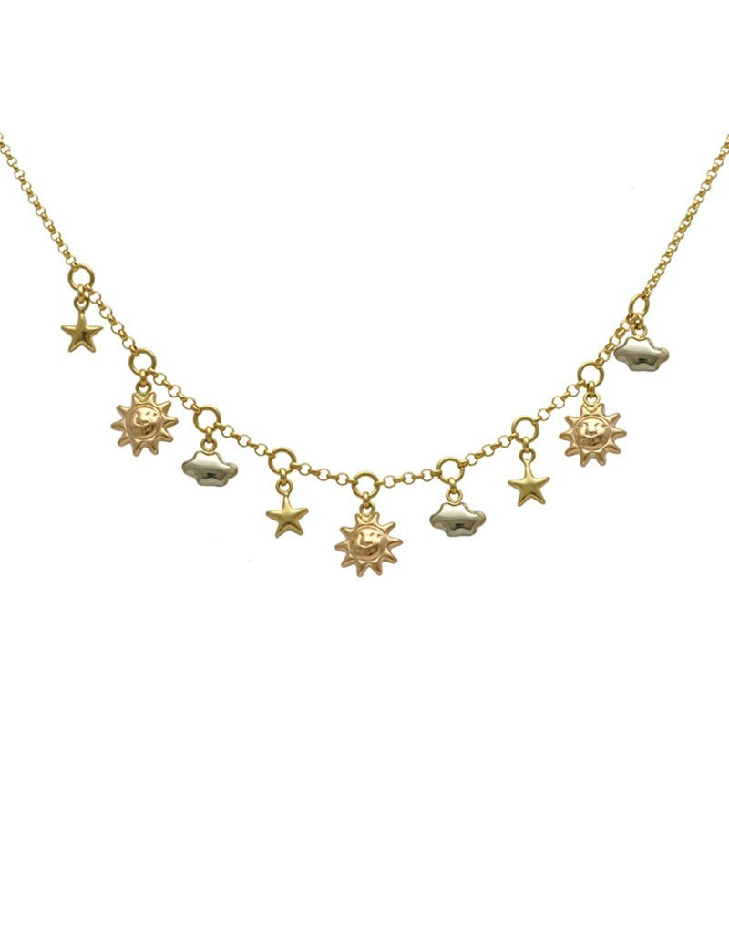 levine pendant tdw diamonds nelson starfish necklace product s print gold