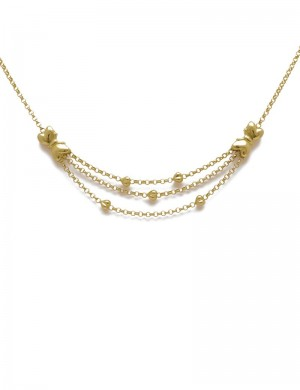 9.30 Gram 18K Italian Gold Necklace