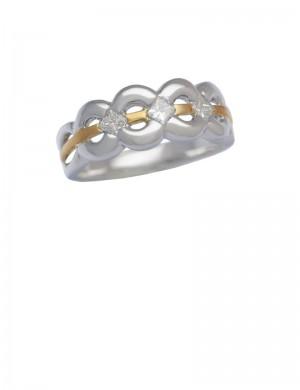 0.30ct Diamond Platinum Ring