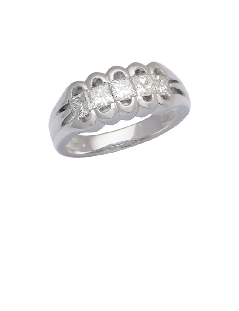 platinum the large jewellers jewellery halo context ring diamond beaverbrooks