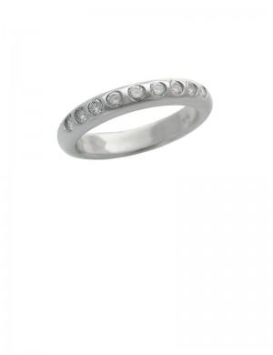 0.36ct Diamond 18K Gold Ring