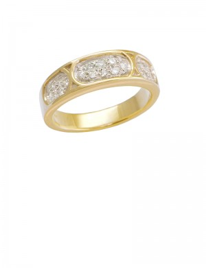 0.20ct Diamond 14K Gold Ring