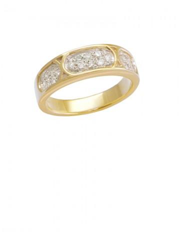 0.20ct Diamond 14K Gold Ring