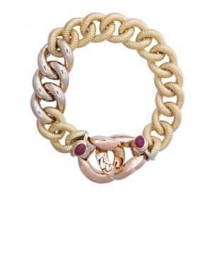 54.67 gram 18K Italian Gold Bracelet