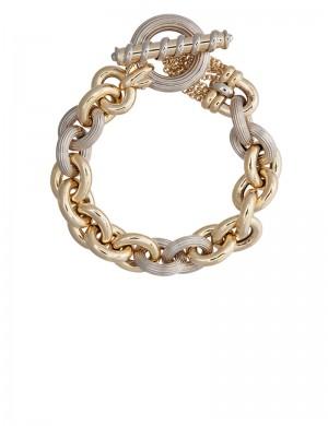 37.90 gram 18K Italian Gold Bracelet