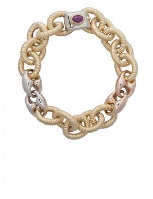 41.90 gram 18K Italian Gold Bracelet