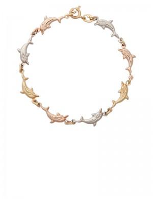 5.58 gram 18K Italian Gold Bracelet