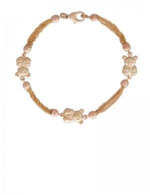 8.30gram 18K Italian Gold Bracelet
