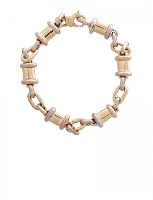 14.20 gram 18K Italian Gold Bracelet