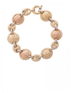 19.26 gram 18K Italian Gold Bracelet