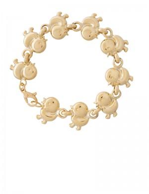 19.70 gram 18K Italian Gold Bracelet