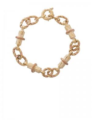 20.70 gram 18K Italian Gold Bracelet