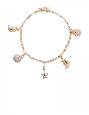 4.91gram 18K Italian Gold Bracelet