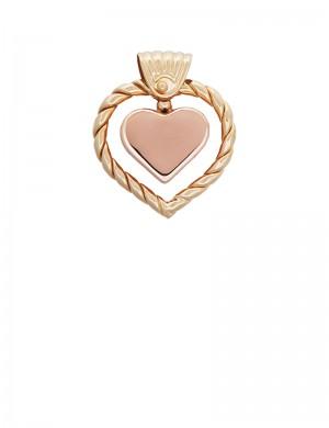 7.90 gram 18K Italian Gold Pendant