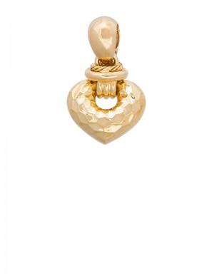 10.98 gram 18K Italian Gold Pendant